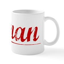 Ronan, Vintage Red Mug