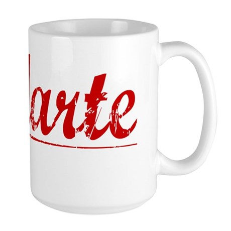 Rodarte, Vintage Red Large Mug