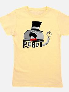 Fancy Robot Girl's Tee
