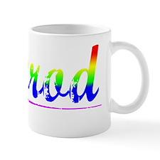 Herrod, Rainbow, Small Mug