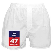 I am the 47% t-shirt Boxer Shorts