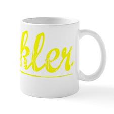 Heckler, Yellow Mug