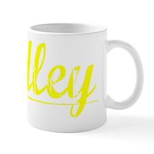 Hedley, Yellow Small Mugs