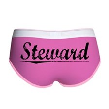 Steward, Vintage Women's Boy Brief