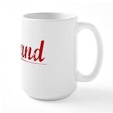 Ryland, Vintage Red Mug