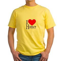I Love Homer T