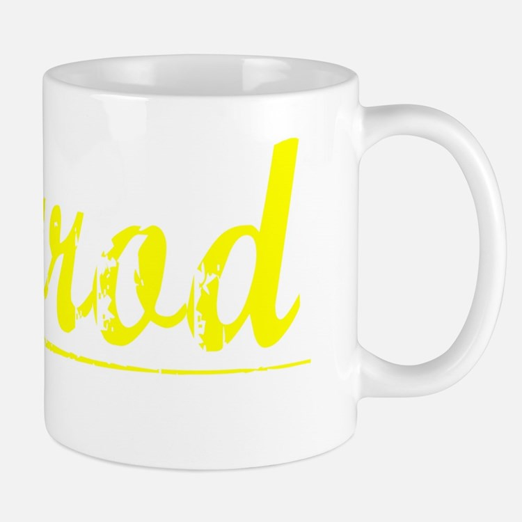 Herrod, Yellow Small Small Mug