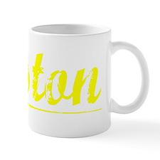 Heston, Yellow Mug