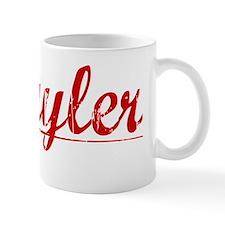 Schuyler, Vintage Red Small Mug