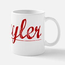 Schuyler, Vintage Red Small Small Mug