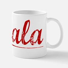 Savala, Vintage Red Mug