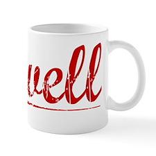 Sewell, Vintage Red Mug