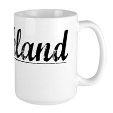 Strickland, Vintage Mug