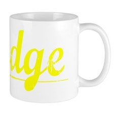 Hodge, Yellow Small Mug