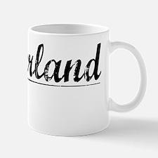 Sunderland, Vintage Mug