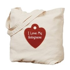 Love My Bolognese Tote Bag