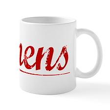 Siemens, Vintage Red Mug