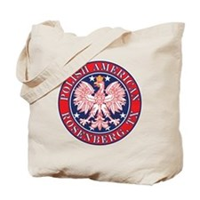 Rosenberg Texas Polish Tote Bag