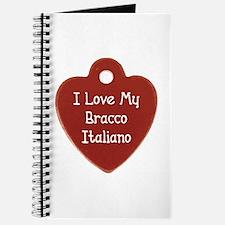 Love My Bracco Journal