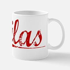 Silas, Vintage Red Small Small Mug