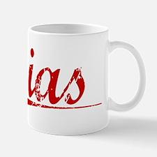 Sias, Vintage Red Mug