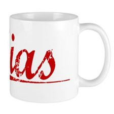 Sias, Vintage Red Small Mug