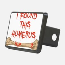 Found this humerus Hitch Cover