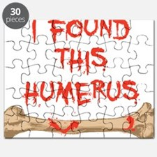 Found this humerus Puzzle