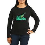 SailFish Women's Long Sleeve Dark T-Shirt