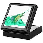 SailFish Keepsake Box