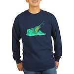 SailFish Long Sleeve Dark T-Shirt