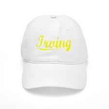 Irving, Yellow Baseball Cap