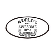 World's Most Awesome Little Brother Patches