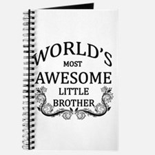 World's Most Awesome Little Brother Journal