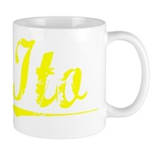 Benito, Yellow Mug