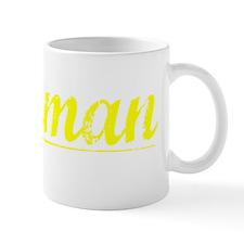 Jackman, Yellow Mug