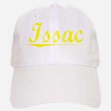 Issac, Yellow Baseball Baseball Cap