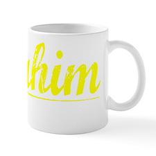 Ibrahim, Yellow Mug
