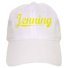 Jenning, Yellow Baseball Cap
