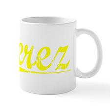 Jerez, Yellow Mug