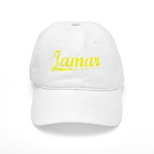 Jamar, Yellow Baseball Cap