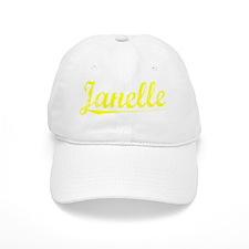 Janelle, Yellow Baseball Cap