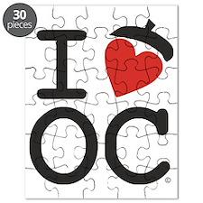 I Heart Oak Cliff Puzzle