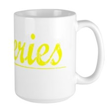 Jefferies, Yellow Mug