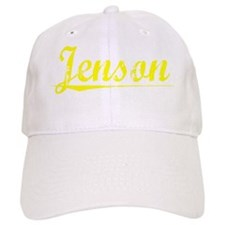 Jenson, Yellow Baseball Cap