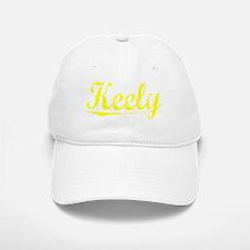 Keely, Yellow Baseball Baseball Cap