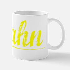 Kahn, Yellow Mug
