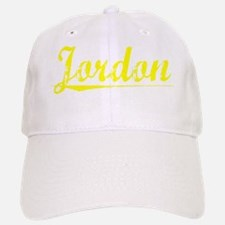 Jordon, Yellow Baseball Baseball Cap