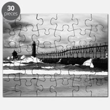 Lake Michigan Dark Puzzle