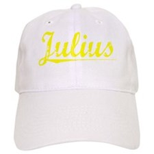 Julius, Yellow Baseball Cap